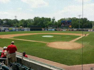 FNB Field, section: 108, row: 4, seat: 8