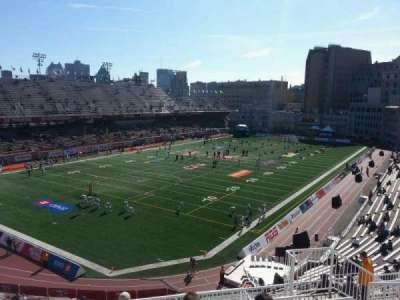 Percival Molson Memorial Stadium, section: n2, row: 8, seat: 8