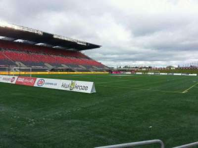 TD Place Stadium, section: z, row: 3, seat: 1