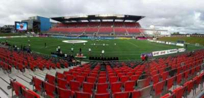 TD Place Stadium, section: q, row: acc, seat: 10