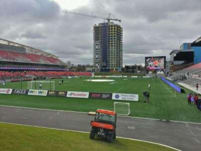 TD Place Stadium, section: Bridge