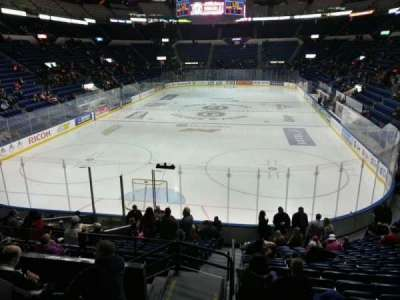 Colisée Pepsi, section: 104, row: q, seat: 44