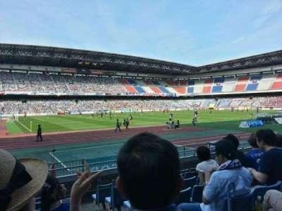 Nissan Stadium (Yokohama) section SS