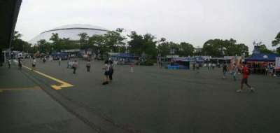 Seibu Prince Dome section Outside