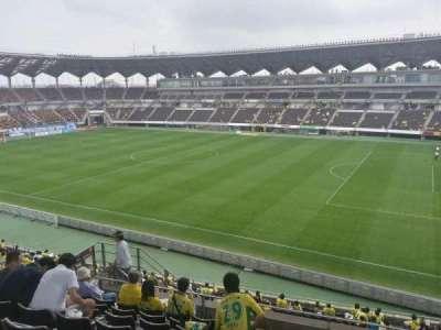 Fukuda Denshi Arena, row: 21, seat: 199