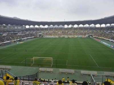Fukuda Denshi Arena, row: 20, seat: 178