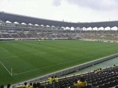 Fukuda Denshi Arena, row: 13, seat: 301