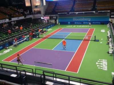 Kastles Stadium, section: 207, row: c, seat: 9