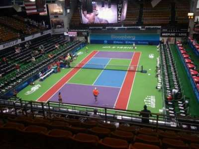Kastles Stadium, section: 208, row: l, seat: 10