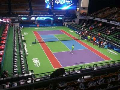 Kastles Stadium, section: 221, row: g, seat: 12