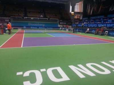 Kastles Stadium, section: baseline experience