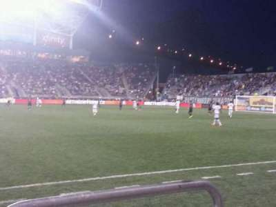 Talen Energy Stadium section 106