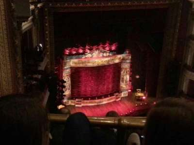 CIBC Theatre, section: Balcony L, row: J, seat: 7