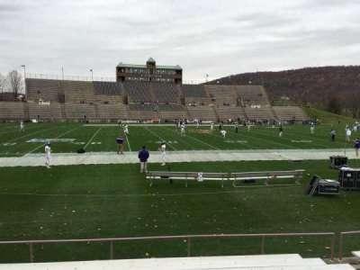 Goodman Stadium, section: Ed, row: 9, seat: 8