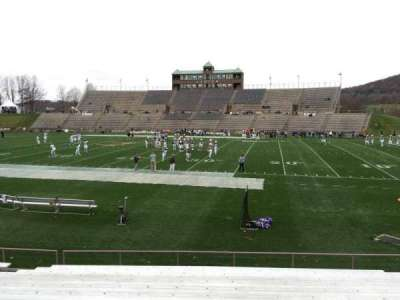 Goodman Stadium, section: Eh, row: 13, seat: 11