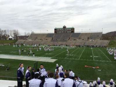 Goodman Stadium, section: Ei, row: 16, seat: 16