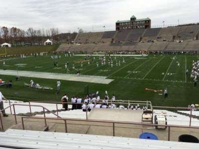 Goodman Stadium, section: Es, row: 7, seat: 10