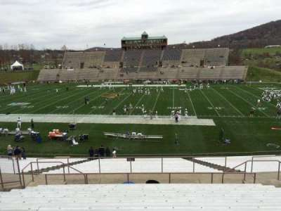 Goodman Stadium, section: Eq, row: 12, seat: 10