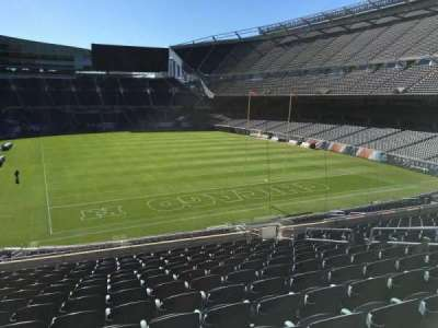 Soldier Field, section: 254, row: 14, seat: 12