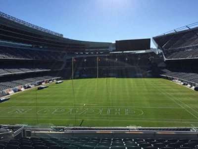 Soldier Field, section: 251, row: 11, seat: 10