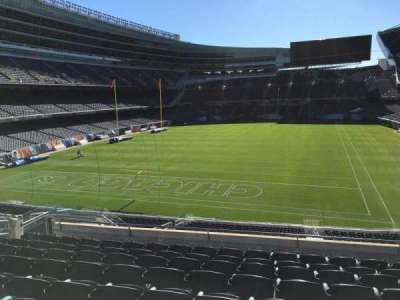 Soldier Field, section: 250, row: 9, seat: 12