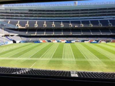 Soldier Field, section: 239, row: 5, seat: 8
