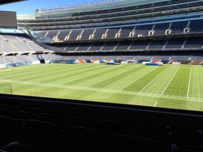 Soldier Field, section: 233, row: 5, seat: 10