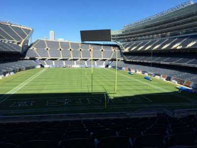 Soldier Field, section: 223, row: 11, seat: 9