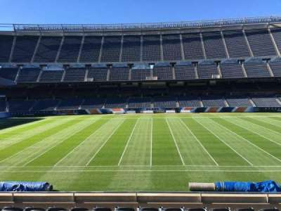 Soldier Field section 209