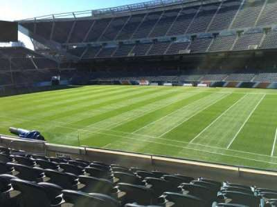 Soldier Field section 205