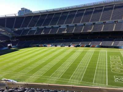 Soldier Field, section: 305, row: 10, seat: 12