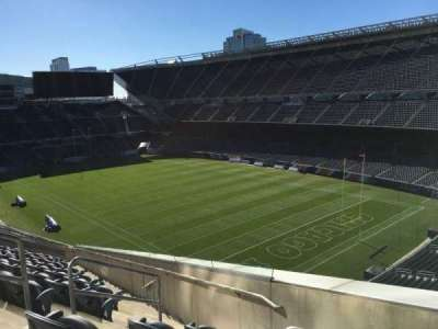 Soldier Field, section: 301, row: 14, seat: 5