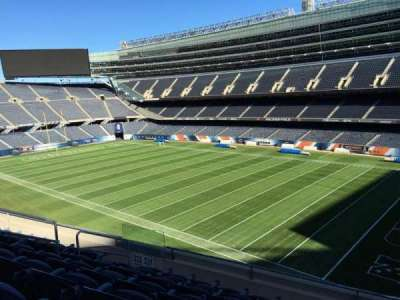 Soldier Field, section: 331, row: 7, seat: 9