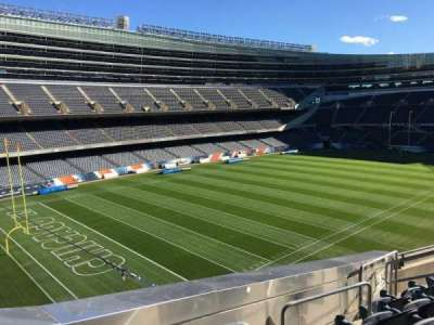 Soldier Field, section: 344, row: 6, seat: 15