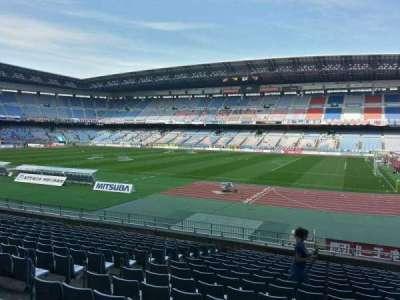 Nissan Stadium (Yokohama), section: Lower Stand, row: 16, seat: 548