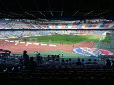 Nissan Stadium (Yokohama), section: Lower Stand, row: 30, seat: 506