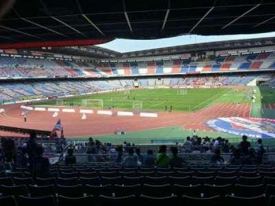 Nissan Stadium (Yokohama), section: Lower Stand, row: 29, seat: 450