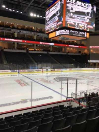 PPL Center, section: 108, row: 9, seat: 10