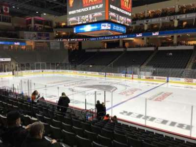 PPL Center, section: 103, row: 12, seat: 9
