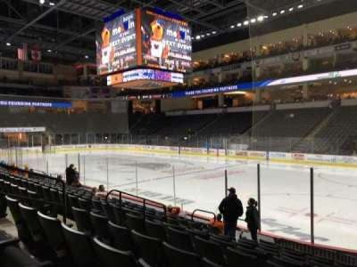 PPL Center, section: 102, row: 10, seat: 4