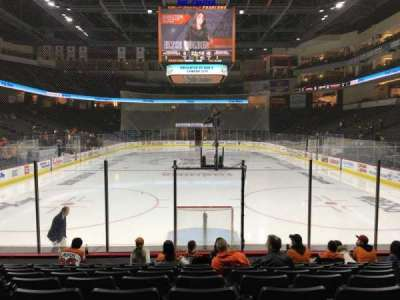 PPL Center, section: 121, row: 9, seat: 11
