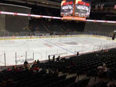 PPL Center, section: 118, row: 20, seat: 7