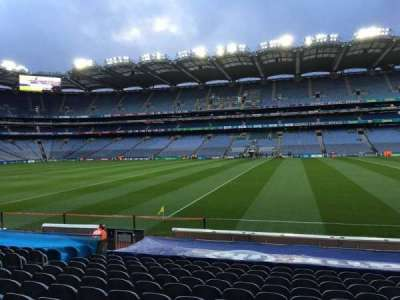 Croke Park, section: 305, row: P, seat: 3