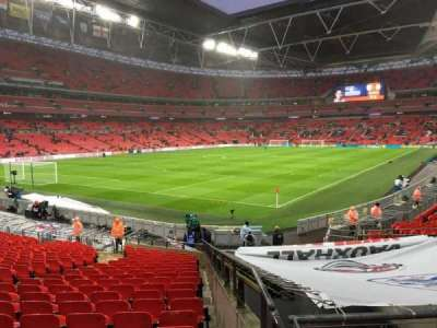 Wembley Stadium, section: 108, row: 24, seat: 150