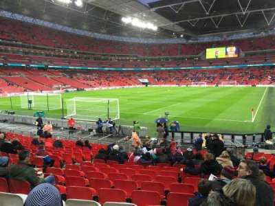 Wembley Stadium, section: 130, row: 19, seat: 233