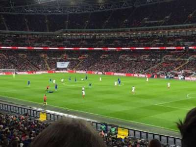 Wembley Stadium, section: 118, row: 32, seat: 177