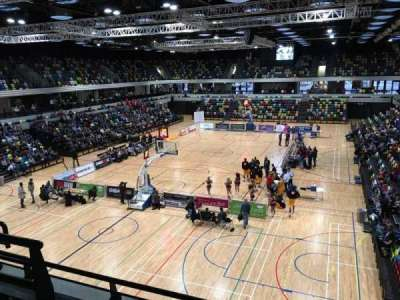 Copper Box, section: 207, row: 13, seat: 30
