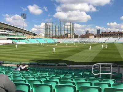 Kia Oval, section: 1, row: 20, seat: 10