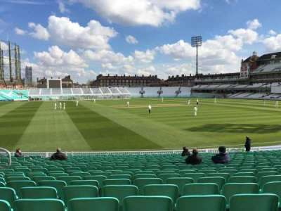 Kia Oval, section: 5, row: 22, seat: 136