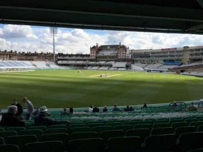 Kia Oval, section: 10, row: 27, seat: 270